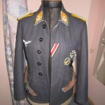 Mundur  Luftwaffe Fliegerbluse