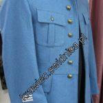 Mundur Oficerski - Błękitna  Armia